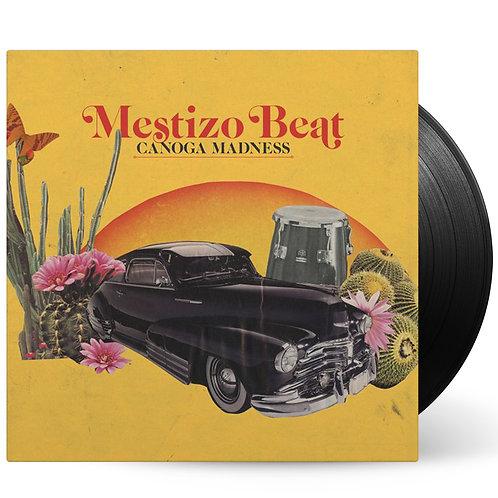 Mestizo Beat - Canoga Madness LP