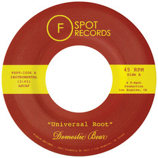 """UNIVERSAL ROOT / TOPHER KNIGHTS 7"""""""