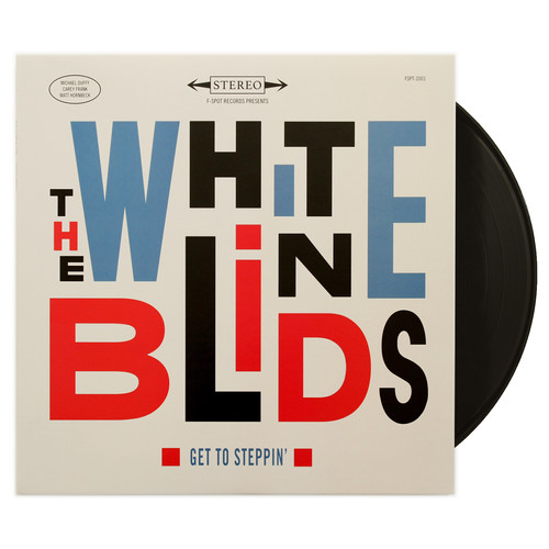 Image result for the white blinds get to steppin