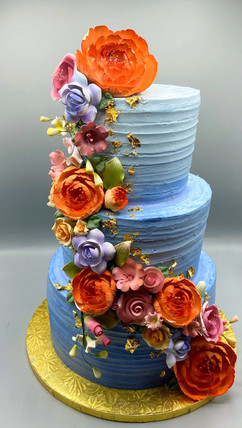 Brigerton Cake