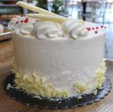 Vanilla Case Cake