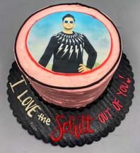 Schitts Creek Cake