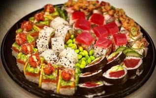 Easter Sushi Platter