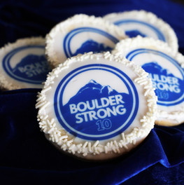 Boulder Strong Cookies