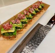 Sushi Roll Display