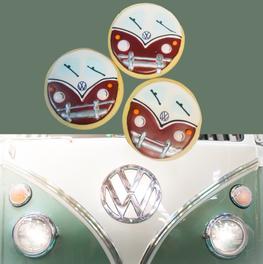 Volkswagen cookies
