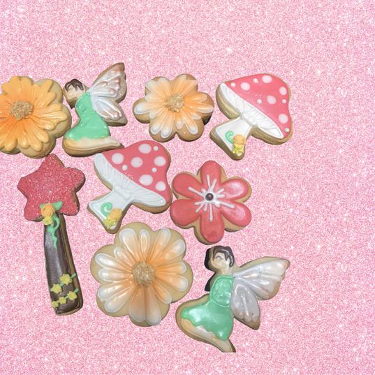 Fairy Princess Cookie