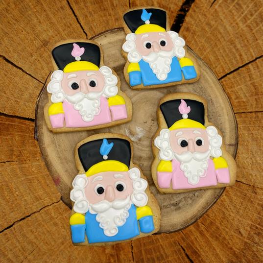 Soldier Cookies