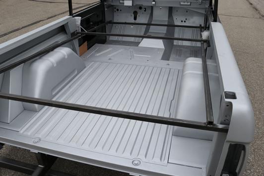Bronco bed