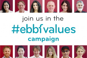 join #ebbfvalues campaign