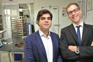 Laurent Samandari and Pierre Nicollier