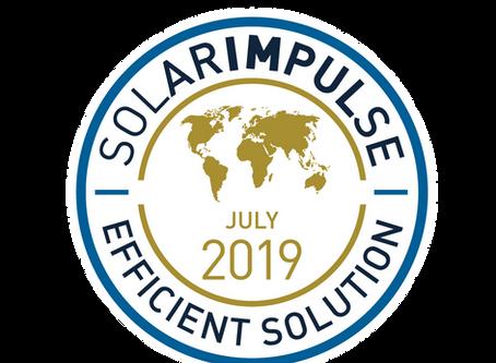 CombaGroup obtient le label Solar Impulse Efficient Solutions