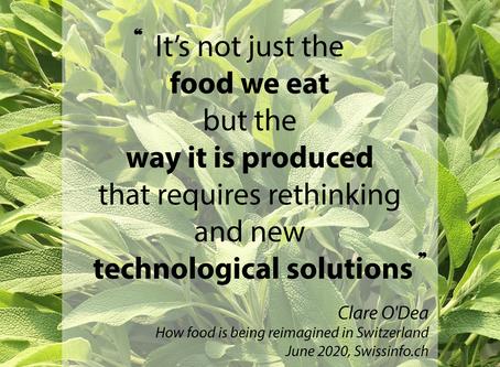 How food is being reimagined in Switzerland