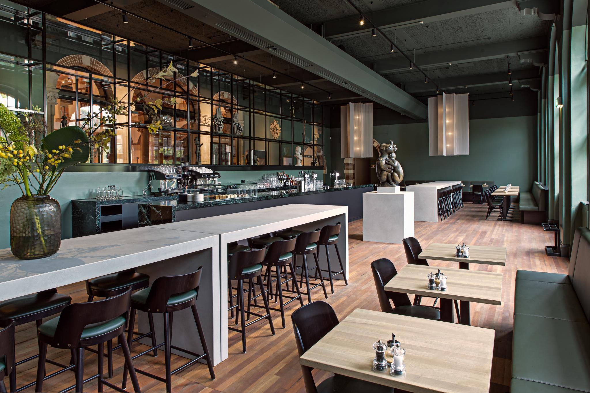 Grand Cafe de Tropen