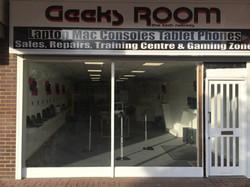Geeks Room