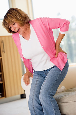 Back Pain treatment at the St.Louis Neuroathy and Pain Relief Center