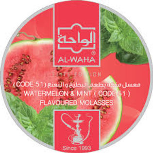AL WAHA MOLASSES( WATERMELON WITH MINT  )