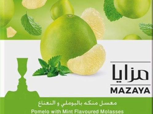 MAZAYA MOLASSES (POMELO MINT)