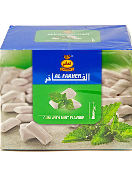 AL FAKHER MOLASSES (  GUM WITH MINT   )