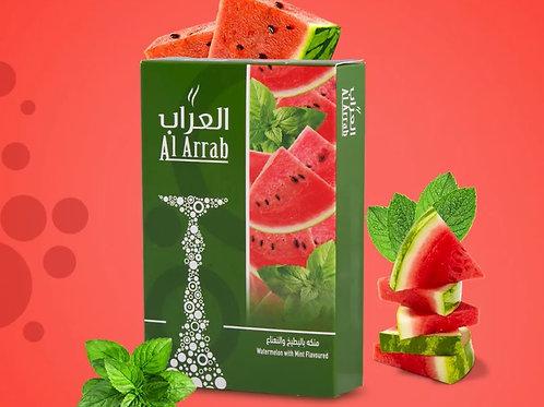 AL-ARRAB SHISHA MOLASSES (WATERMELON -MINT)