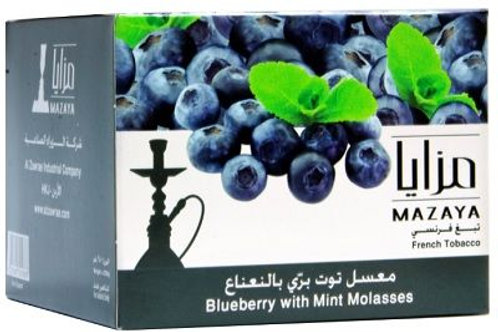 MAZAYA MOLASSES (BLUEBERRY MINT )