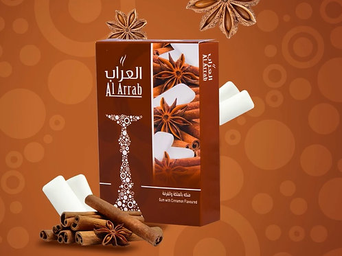 AL-ARRAB  SHISHA MOLASSES (GUM-CINNAMON)