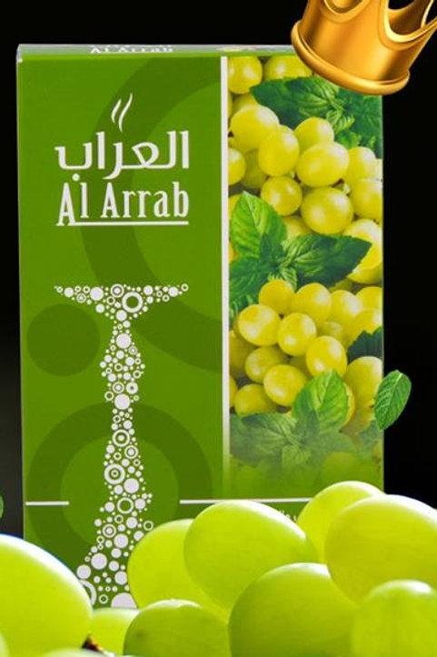 AL-ARRAB SHISHA MOLASSES (GRAP-MINT)