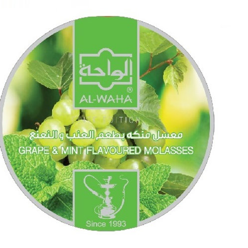 AL WAHA MOLASSES( GRAPE WITH MINT )