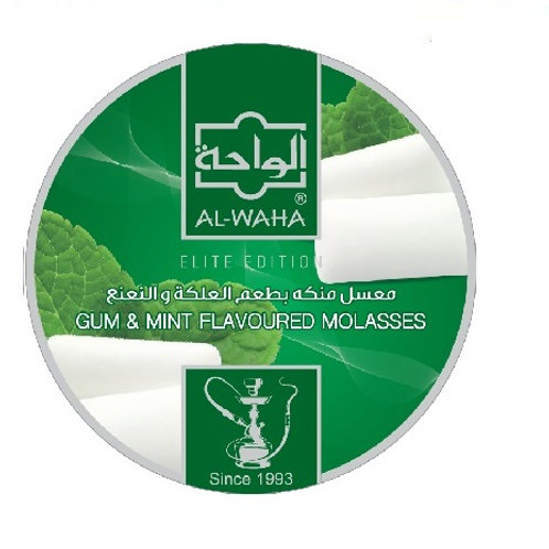 AL WAHA MOLASSES( GUM - MINT  )