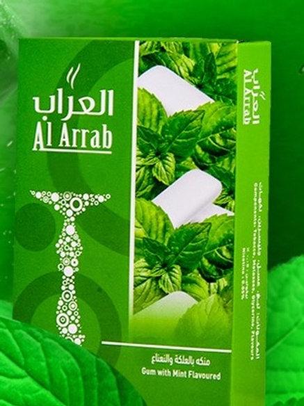 AL-ARRAB SHISHA MOLASSES (GUM-MINT)