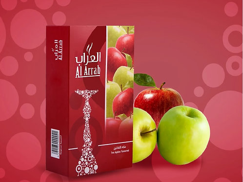 AL-ARRAB MOLASSES (DOUBLE APPLE )