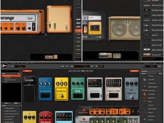 Overloud THU מודול הגיטרות החדש מבית Slate Digital