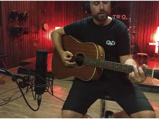 5 טכניקות להקלטת גיטרה אקוסטית