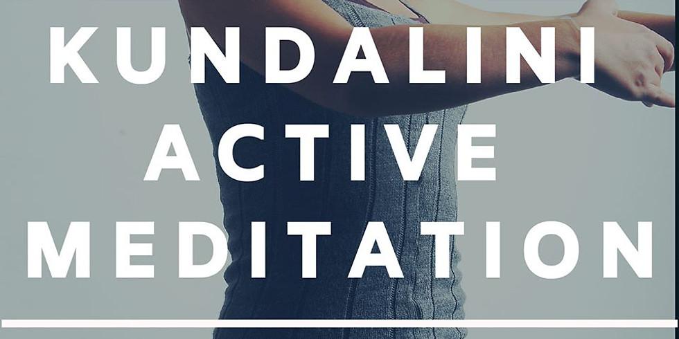 Active Meditation Class