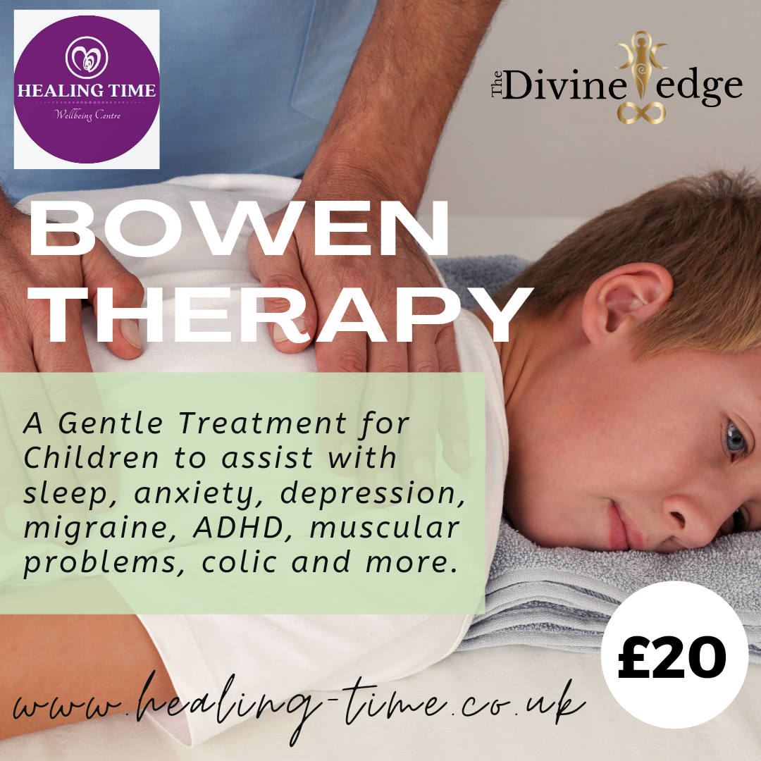 Bowen Therapy for Children
