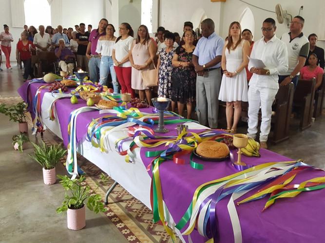 Presbyterian Church (USA) Mission Pledge