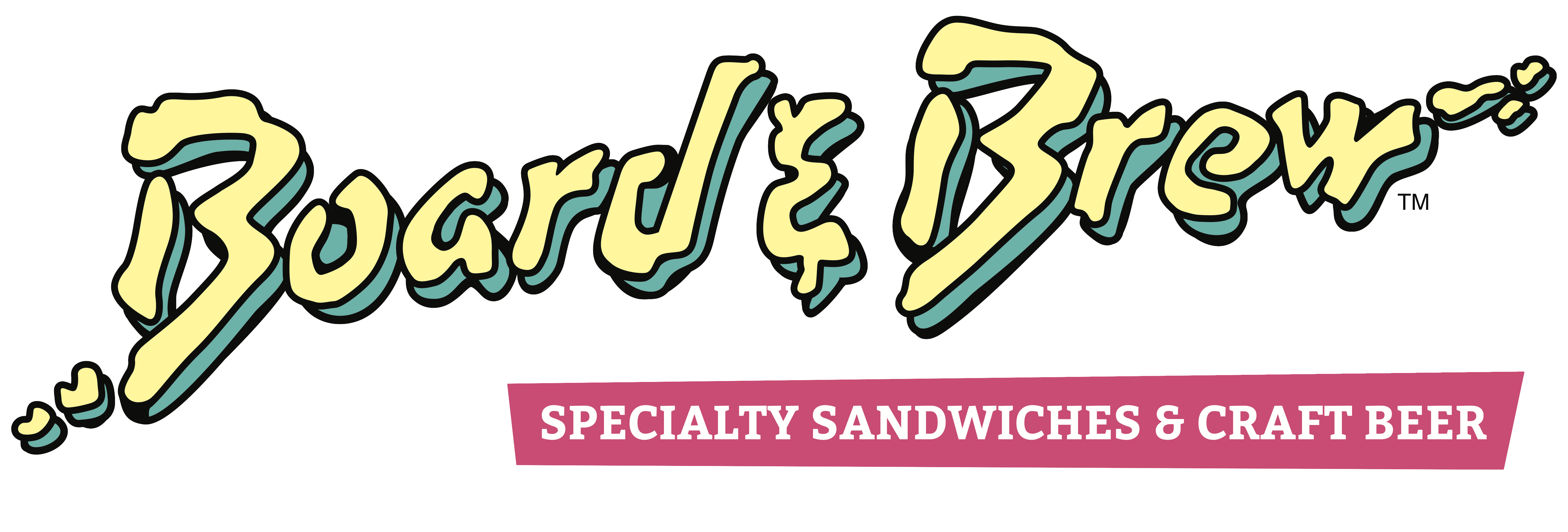 Board & Brew Specialty Sandwiches