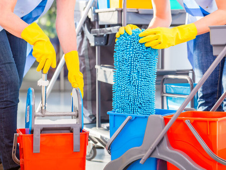 Why Every Business Should Hire a Commercial Cleaning Company