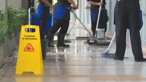 Benefits of Commercial Cleaning Service & Why Every Business Needs It
