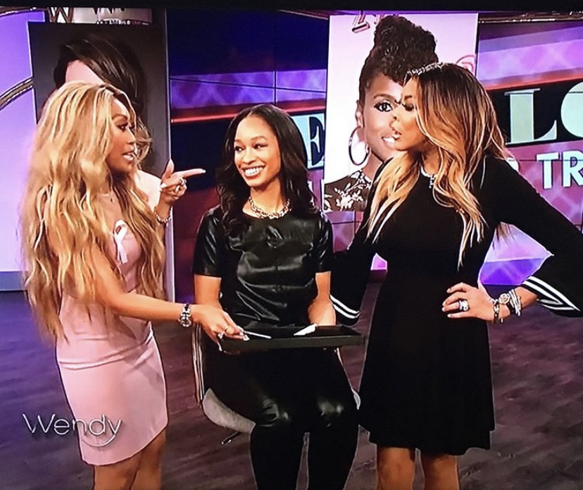 MALLY RONCAL & WENDY WILLIAMS