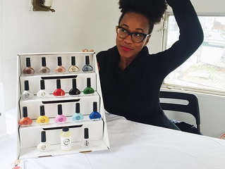 Get your nails D.I.D with Adrienne Blanks
