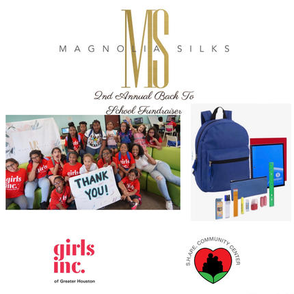 1st Annual Back To School Drive