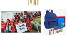 Magnolia Silks' back to school fundraiser!!