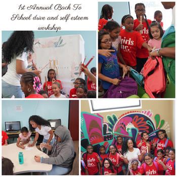 2nd Annual Back To School Drive