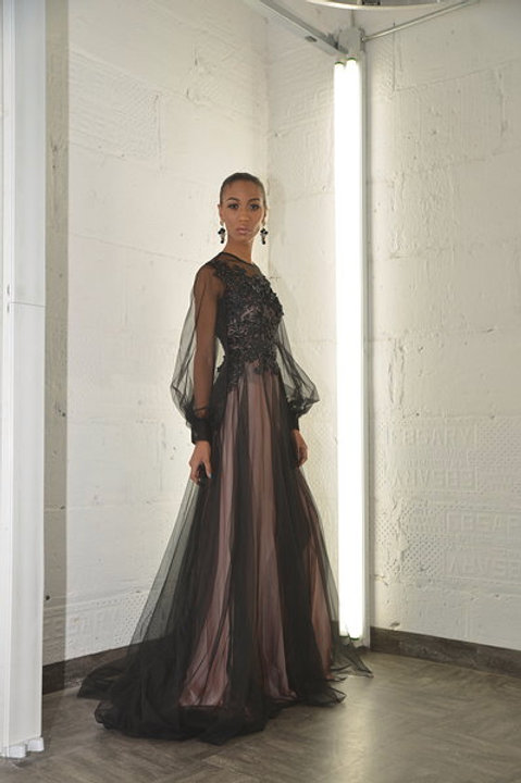 MAIN ATTRACTION BALL GOWN