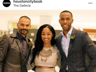 Thank you Houston City Book Magazine for having our CEO Jacci Jackson and celebrity stylist Todd Ram