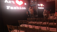 ART HEARTS FASHION SHOWS