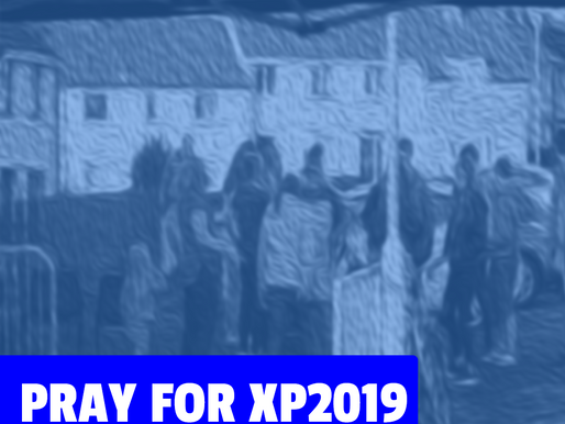 Praying for Xpression 2019