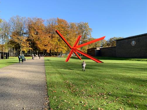 Z cyklu: Muzeum nie musi być nudne – muzeum Kröller - Müller