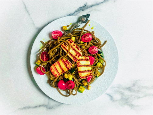 Najprawdopodobniej najsmaczniejsze i najszybsze WEGE spaghetti